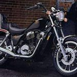 Honda VT750C Shadow (1983-84)