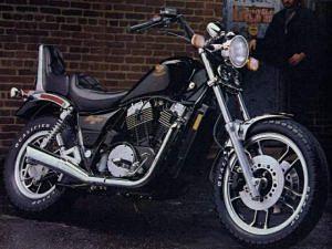 Honda VT750C Shadow (1983-84)