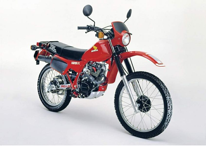 Honda XL125R (1983)
