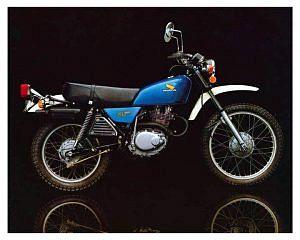 Honda XL250 (1974-75)