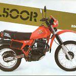 Honda XL500R (1982)