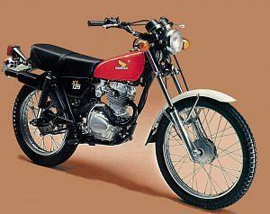 Honda XL125S (1974-76)