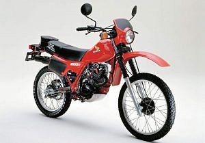 Honda XL200R (1983)