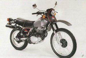 Honda XR500S (1981)