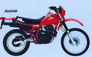 Honda XL600R (1983)
