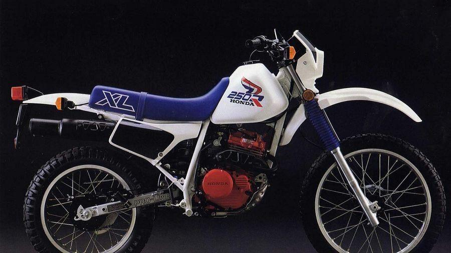 Honda XL250R (1987)