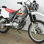 Honda XLR250R Baja (1995)