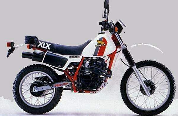 Honda XLX250R (1983)