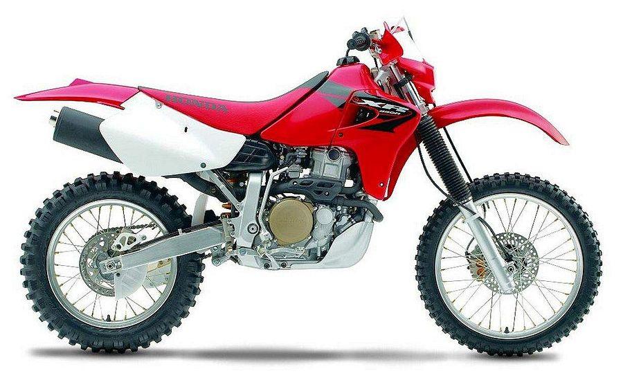 Honda XR 650R (2005) - MotorcycleSpecifications com