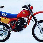 Honda XR200R (1983)
