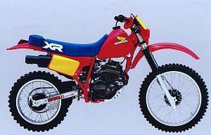 Honda XR200R (1984)