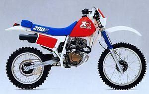 Honda XR200R (1986)
