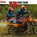 Honda XR250R (1983)