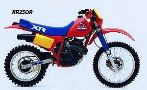 Honda XR250R (1985)