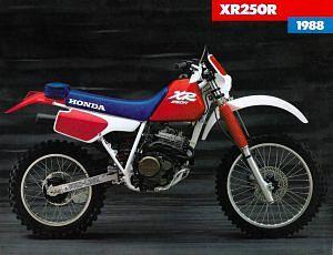 Honda XR250R (1988)