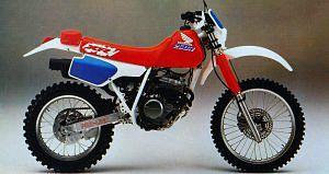 Honda XR250R (1990)
