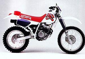 Honda XR250R (1995)