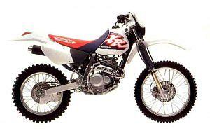 Honda XR250R (1996)