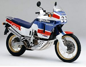 Honda XRV650 (1988-89)
