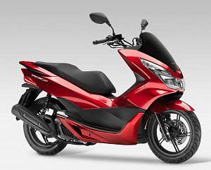 Honda PCX 150 (2017-18)