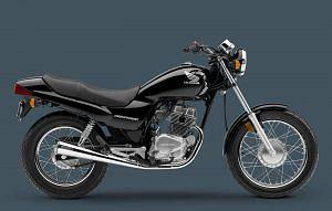 Honda CB250SC Nighthawk (1996-00)