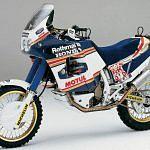 Honda XRV750 Raris Dakar (1987-90)