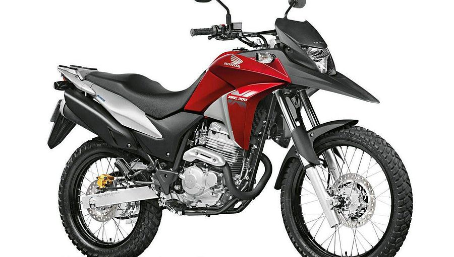 Honda XRE 300 (2016)