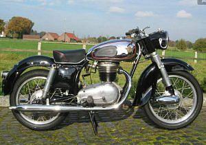 Horex Resident 350 (1956-58)