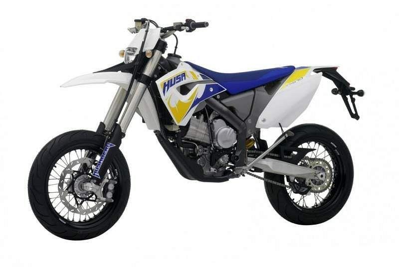 Husaberg FS 550 (2010-12)
