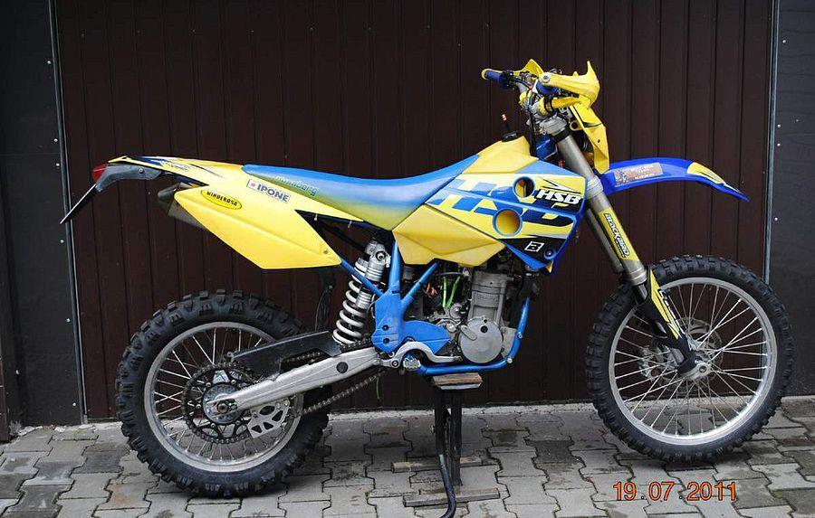 Husaberg FE 400E (1997)