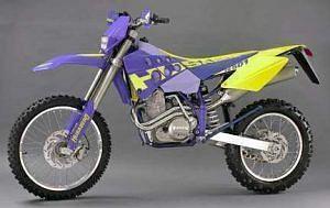 Husaberg FE 501 (1997-00)