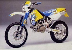 Husqvarna TE 410 (1996-99)