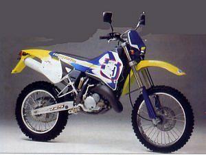 Husqvarna WR125E (1998-01)