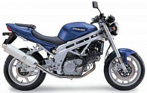Hyosung GT 650 (2004-06)