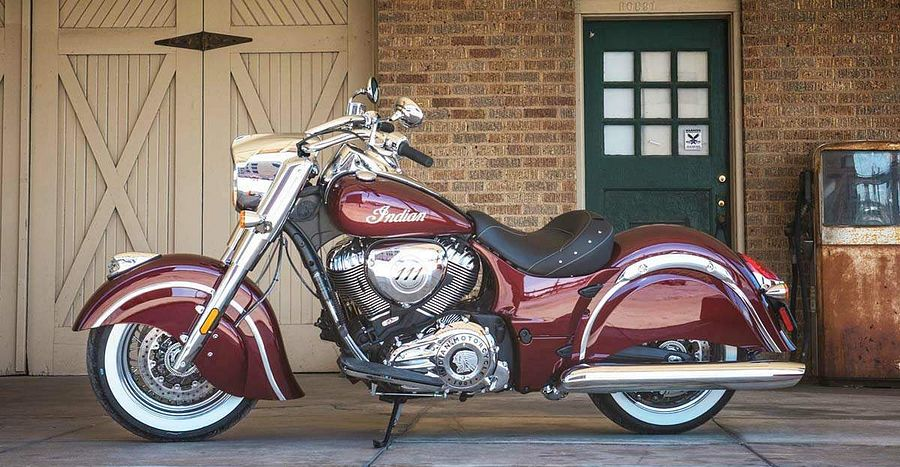 Indian Chief Classic (2018)