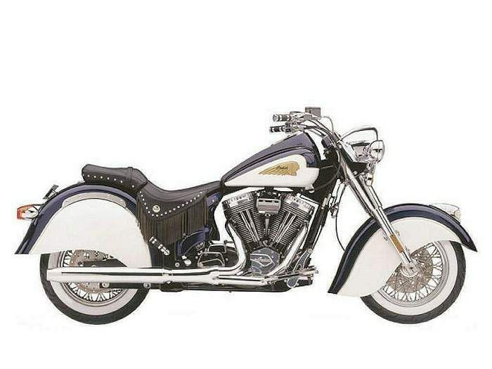 Indian Chief Deluxe (2001-02)