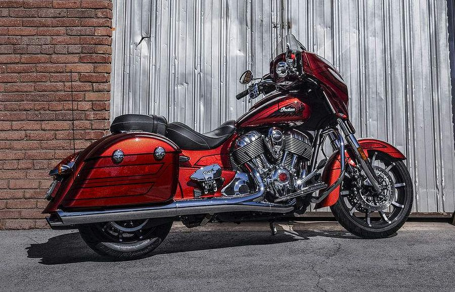 Indian Chieftain Elite (2017-18)