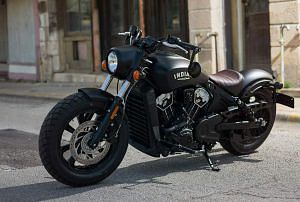 Indian Scout Bobber (2018)