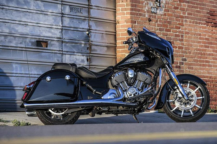 Indian Chieftain Limited (2017)