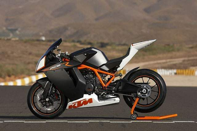 KTM RC8 R (2008)