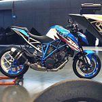 KTM 1290 Super Duke R (2014)