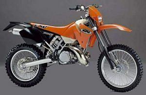 KTM 250 EXC Enduro (1999-00)