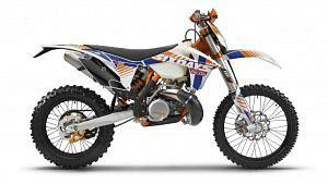 KTM 250 EXC-F Six Days (2012-17)