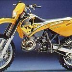 KTM 300 EXC Enduro (1995-96)