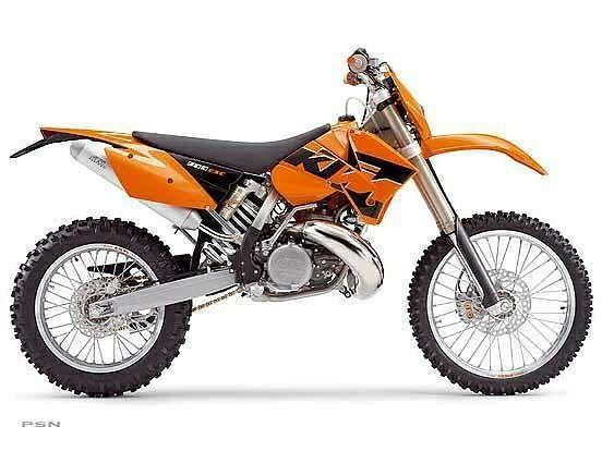 KTM 300 EXC Enduro (2003-04)
