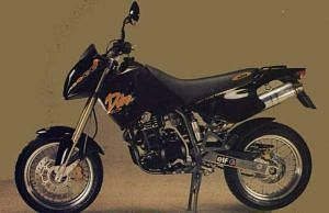 KTM 620e Duke (1997)