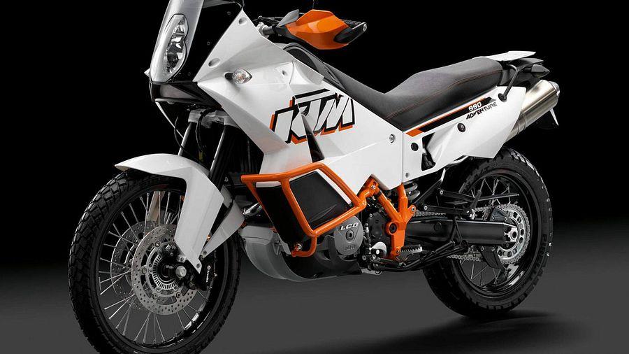 KTM 990 Adventure (2011)