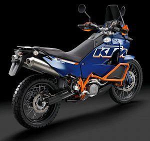 KTM 990 Adventure R (2011)