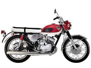 kawasaki A1 250 Samurai (1966-68)