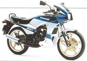 Kawasaki AR125 (1986-88)